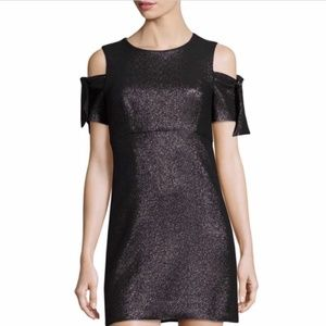 NWT! Milly Black Tie Mod Dress